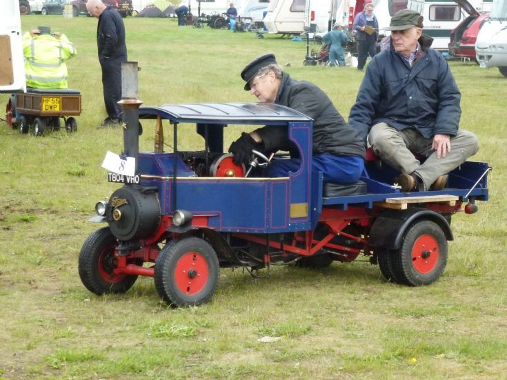 Scale Foden Steam Lorry