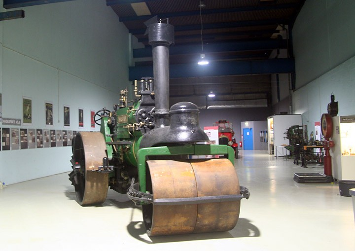 Marshall Road Roller in Denmark