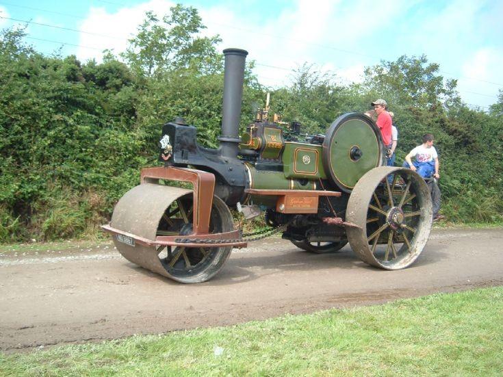 Burrell Steam Roller