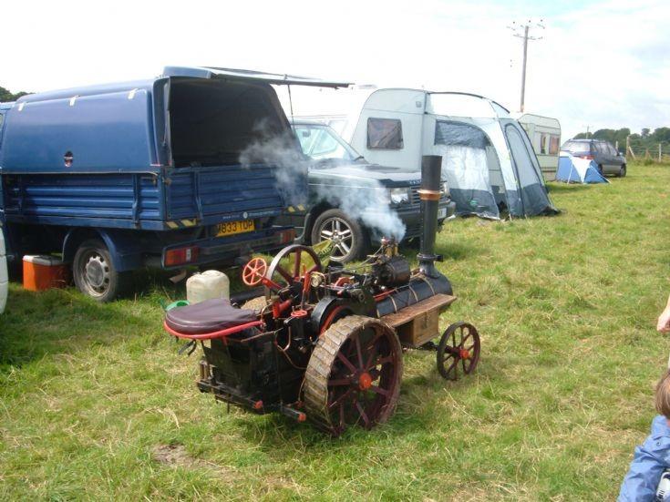 Waldershare Steam & Country Fair 2007