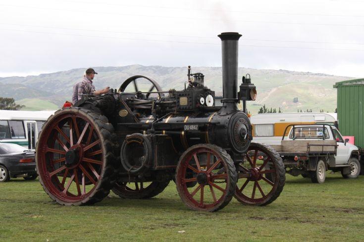 New Zealand Burrell