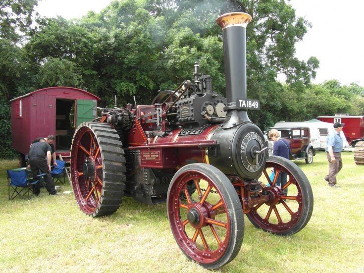 'The Devonshire Engine'