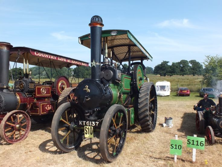 KT 6137 Aveling and Porter