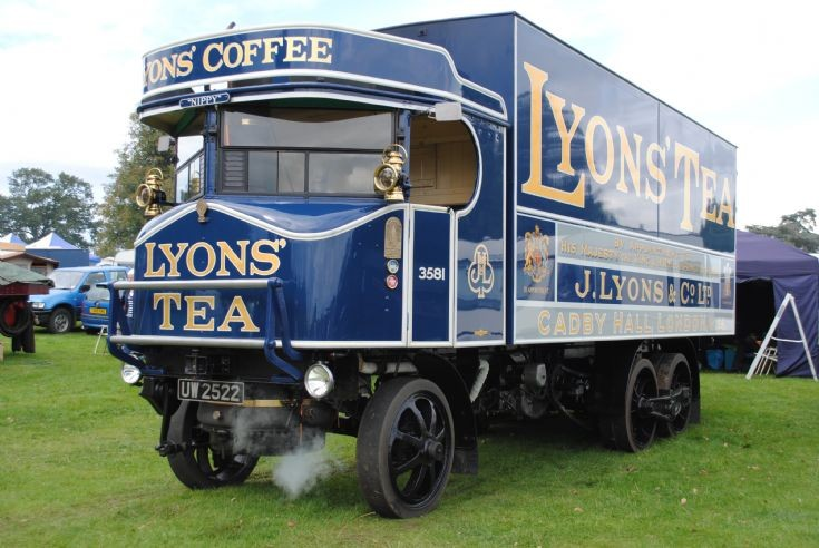 1929 Sentinel DG6 Steam Waggon - Nippy