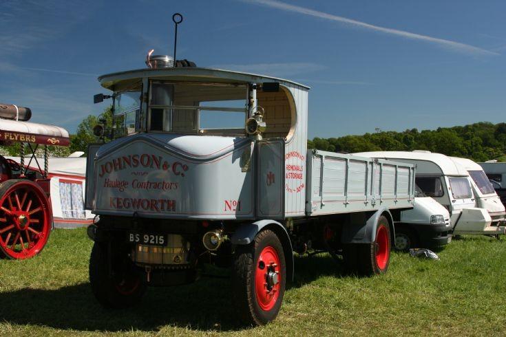 1920's Sentinel Waggon Super4