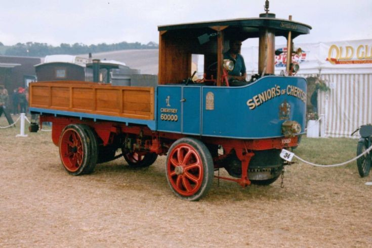 1914 Sentinel Standard 4 Ton (V 3067)