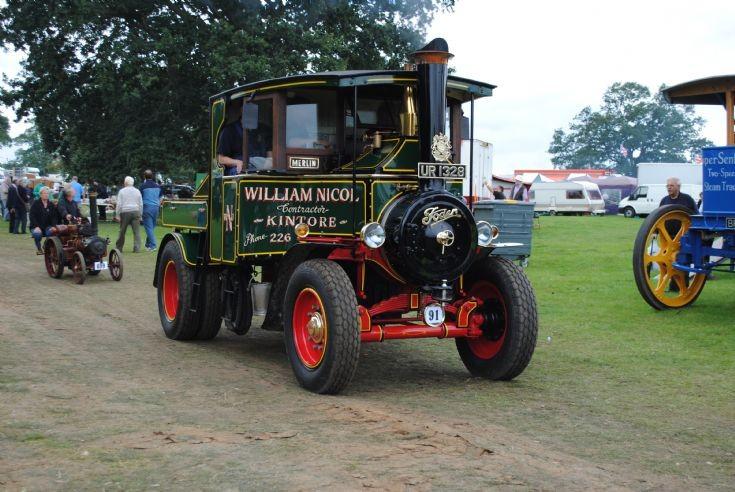 1928 Foden C Type Tractor - Merlin