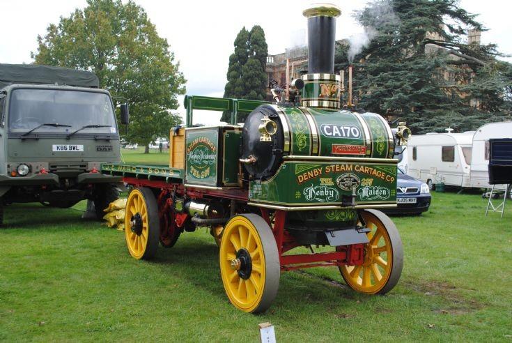 1905 Yorkshire Steam Waggon