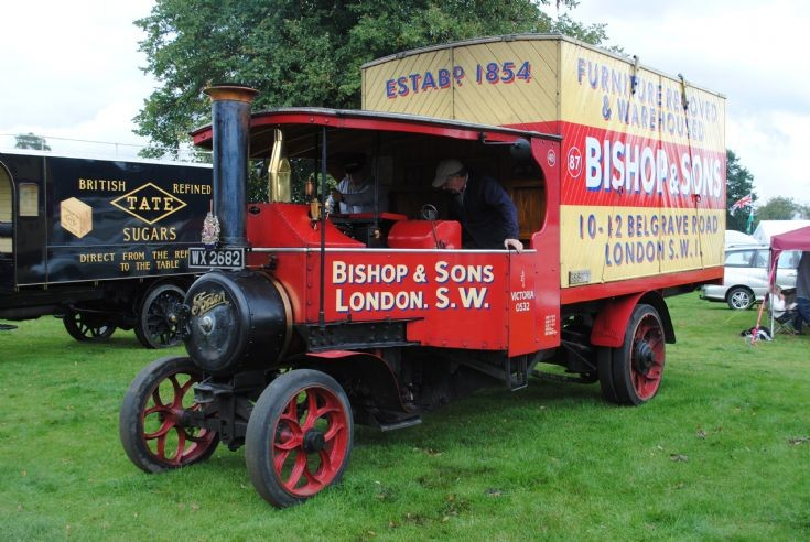 1929 Foden HH Type Steam Waggon