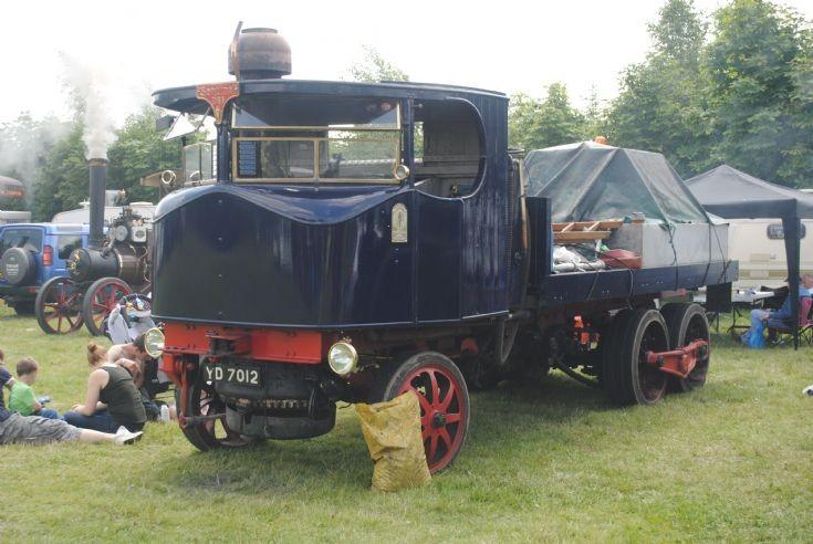 1920's Sentinel DG6 Flatbed