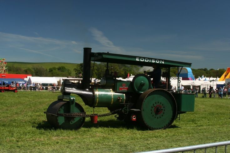 1943 Aveling-Barford RoadRoller
