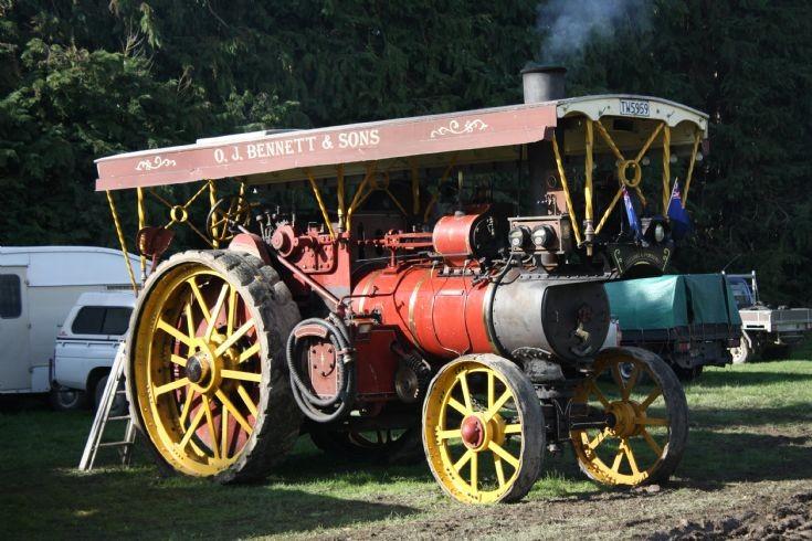 New Zealand Aveling & Porter