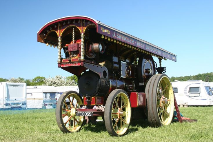 1926 FOSTER Showmans Tractor